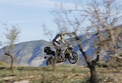TEST - BMW F 850 GS Adventure - R 1250 GS Adventure